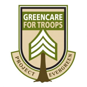 GreenCare for Troops logo
